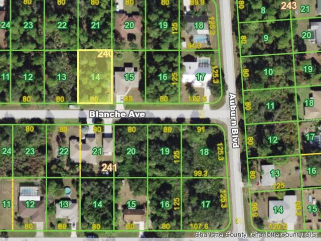 18424 Blanche Avenue, Port Charlotte, FL 33948 (MLS #C7409734) :: Jeff Borham & Associates at Keller Williams Realty