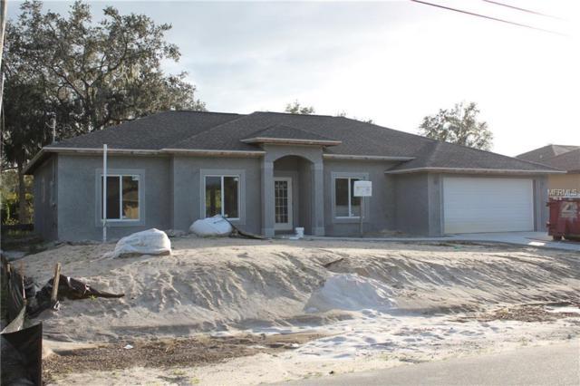 1425 Dexter Road, North Port, FL 34288 (MLS #C7409834) :: Keller Williams Realty Peace River Partners