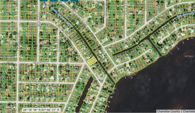 3104 Seafarer Drive, Punta Gorda, FL 33983 (MLS #C7409857) :: Homepride Realty Services