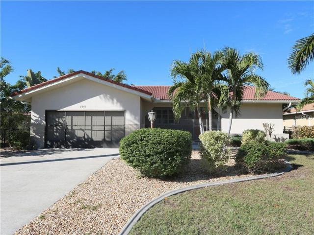 2310 Palm Tree Drive, Punta Gorda, FL 33950 (MLS #C7409868) :: RE/MAX CHAMPIONS