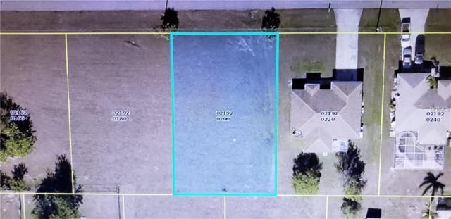 1826 NE 21ST Street, Cape Coral, FL 33909 (MLS #C7409918) :: Griffin Group