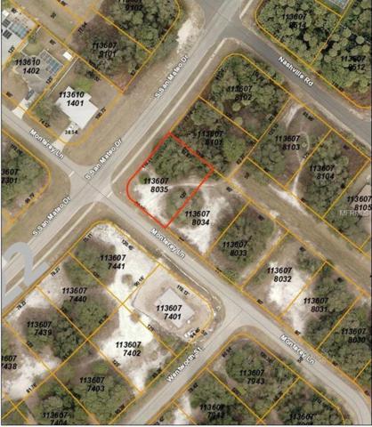 Monterey Lane, North Port, FL 34288 (MLS #C7409924) :: Homepride Realty Services