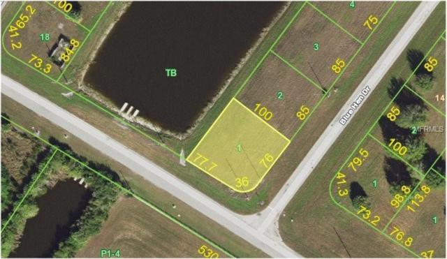 1 Blue Hen Drive, Placida, FL 33946 (MLS #C7409929) :: Homepride Realty Services