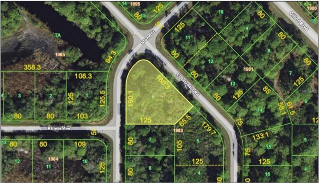 3214 Stone Street, Port Charlotte, FL 33981 (MLS #C7409984) :: Remax Alliance