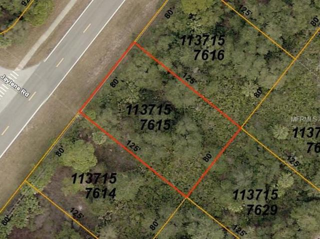 S Haberland Boulevard, North Port, FL 34288 (MLS #C7409986) :: Homepride Realty Services