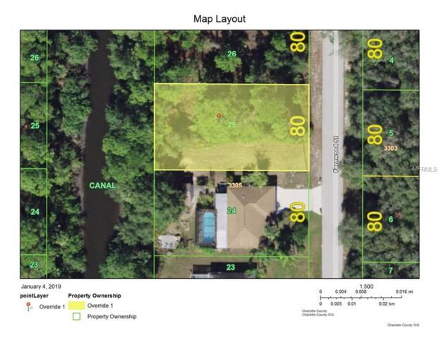 2071 Fernwood Street, Port Charlotte, FL 33948 (MLS #C7409996) :: Homepride Realty Services