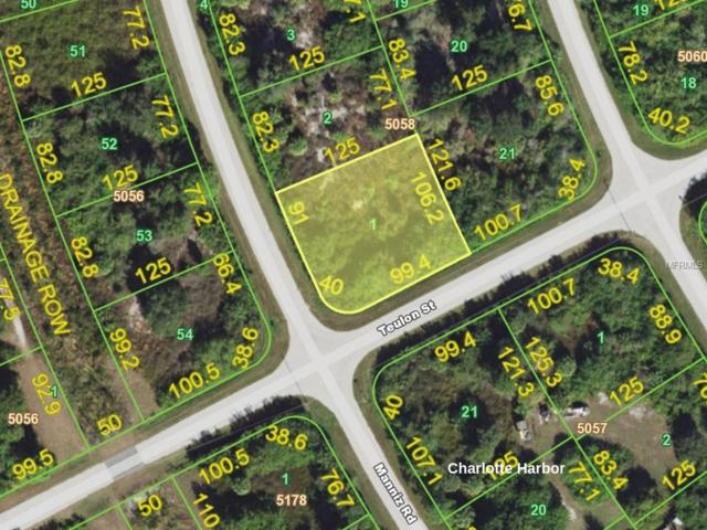 7085 Teulon Street, Port Charlotte, FL 33981 (MLS #C7410018) :: Homepride Realty Services