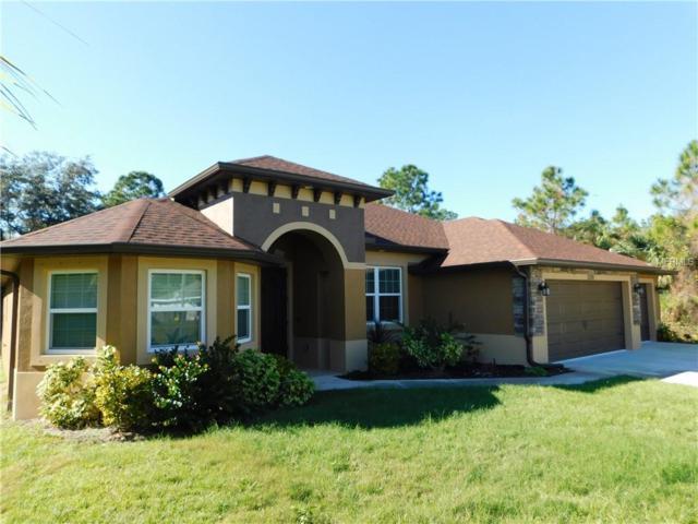 2599 Morrietta Lane, North Port, FL 34286 (MLS #C7410034) :: Homepride Realty Services