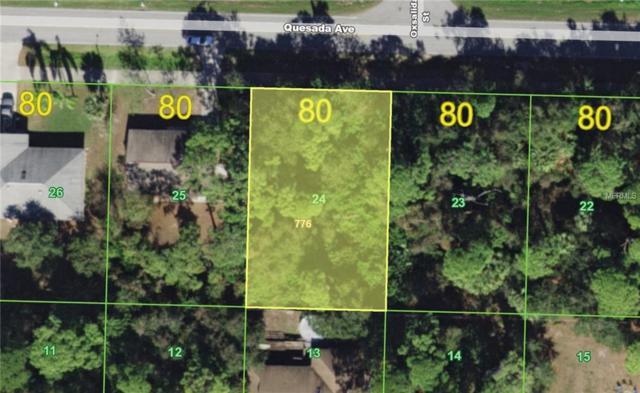 20409 Quesada Avenue, Port Charlotte, FL 33952 (MLS #C7410039) :: Homepride Realty Services