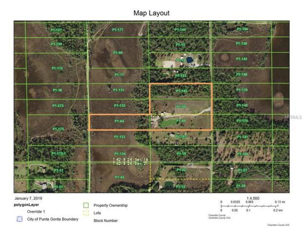 32668, 32664, 32432 Oil Well Road, Punta Gorda, FL 33955 (MLS #C7410096) :: Remax Alliance