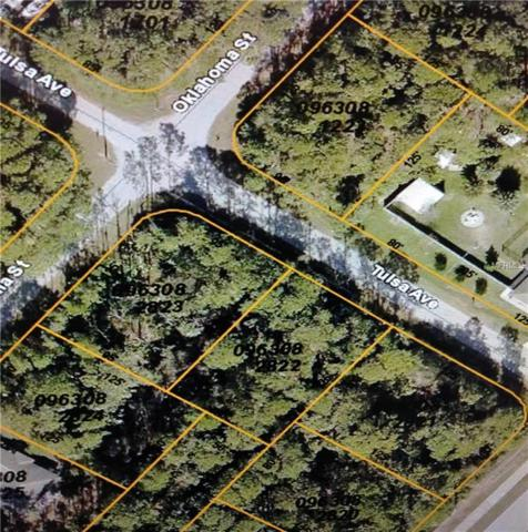 Tulsa Avenue, North Port, FL 34286 (MLS #C7410122) :: Remax Alliance