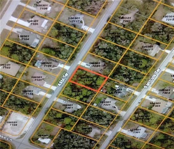 Alibi Terrace, North Port, FL 34286 (MLS #C7410126) :: Homepride Realty Services