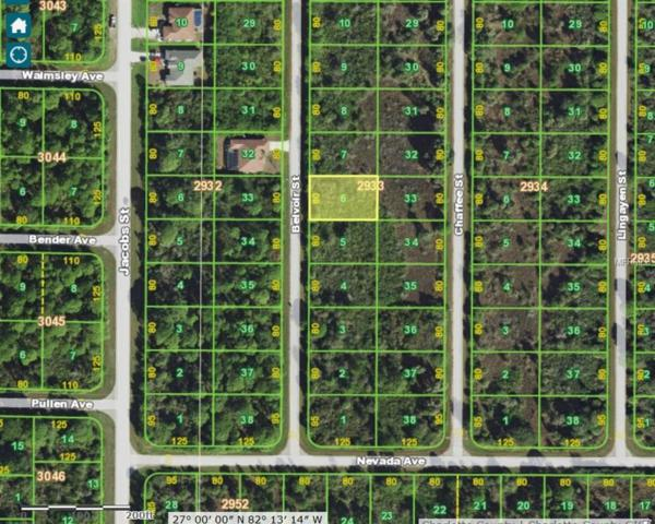 2144 Belvoir Street, Port Charlotte, FL 33953 (MLS #C7410131) :: Homepride Realty Services