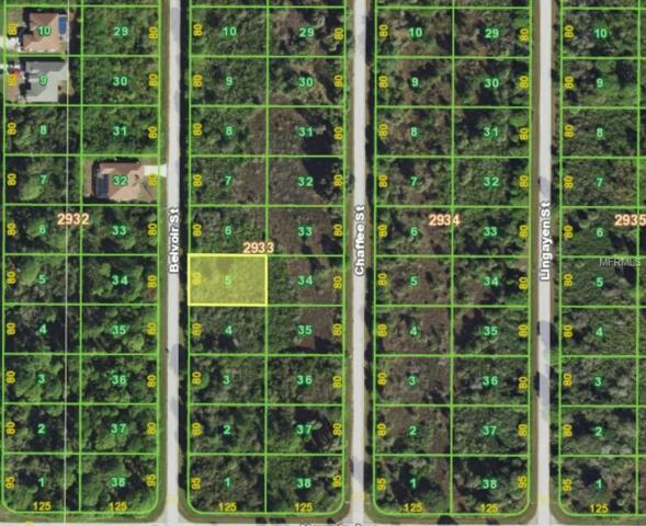 2152 Belvoir Street, Port Charlotte, FL 33953 (MLS #C7410133) :: Homepride Realty Services