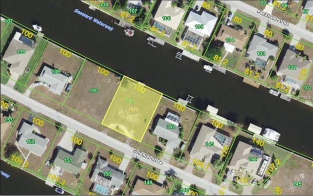 132 Colonial Street SE, Port Charlotte, FL 33952 (MLS #C7410144) :: Delgado Home Team at Keller Williams