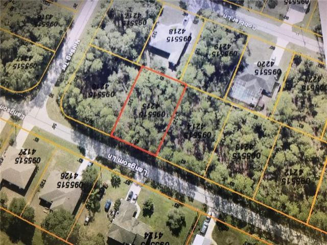 Langsom Lane, North Port, FL 34286 (MLS #C7410172) :: Homepride Realty Services