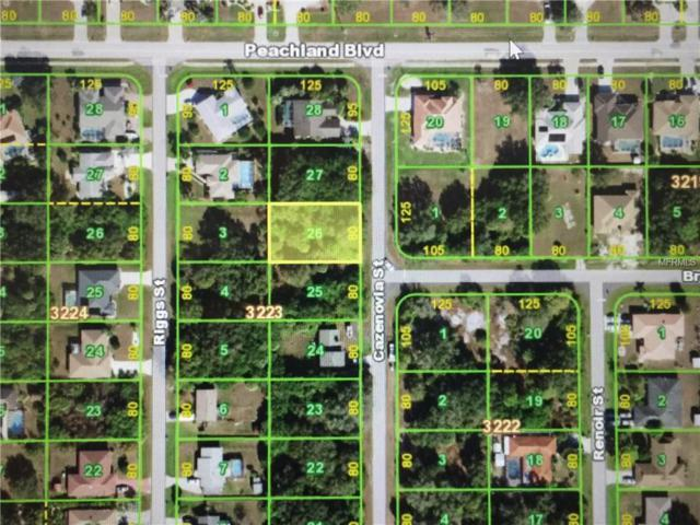1027 Cazenovia Street, Port Charlotte, FL 33952 (MLS #C7410174) :: Remax Alliance