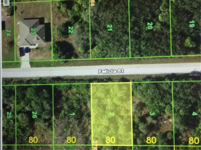 7168 Felicia Street, Port Charlotte, FL 33981 (MLS #C7410179) :: The BRC Group, LLC