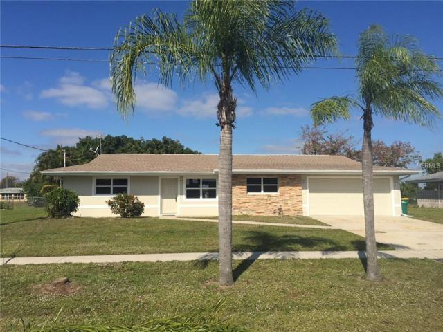 2417 Conway Boulevard, Port Charlotte, FL 33952 (MLS #C7410182) :: Homepride Realty Services