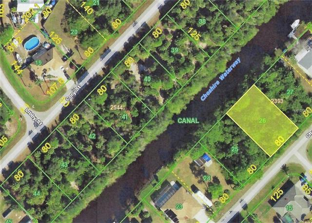 321 Cheshire Street, Port Charlotte, FL 33953 (MLS #C7410208) :: Homepride Realty Services