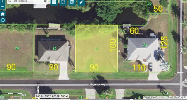 214 Dolphin Parkway, Punta Gorda, FL 33950 (MLS #C7410231) :: Griffin Group