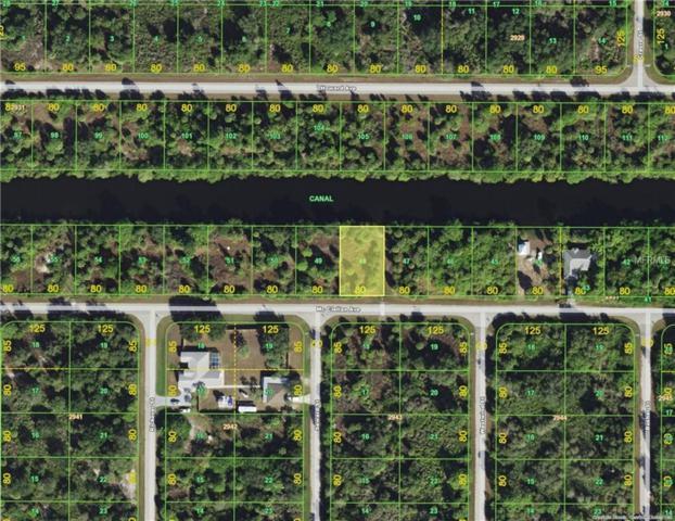 14336 Mcclellan Avenue, Port Charlotte, FL 33953 (MLS #C7410233) :: Homepride Realty Services