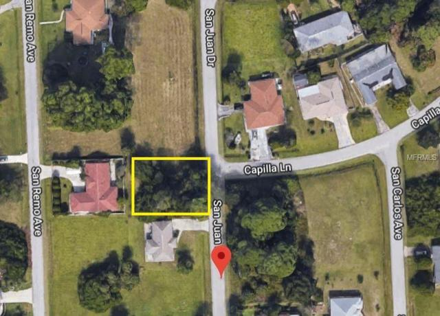 San Juan Drive, North Port, FL 34287 (MLS #C7410251) :: Zarghami Group