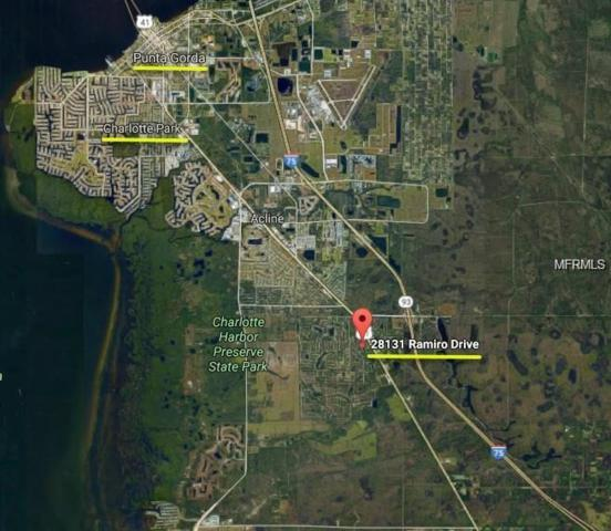 28131 Ramiro Drive, Punta Gorda, FL 33955 (MLS #C7410296) :: RE/MAX Realtec Group