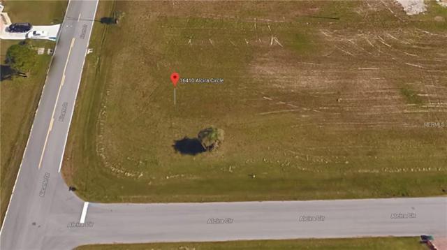 16410 Alcira Circle, Punta Gorda, FL 33955 (MLS #C7410317) :: Homepride Realty Services
