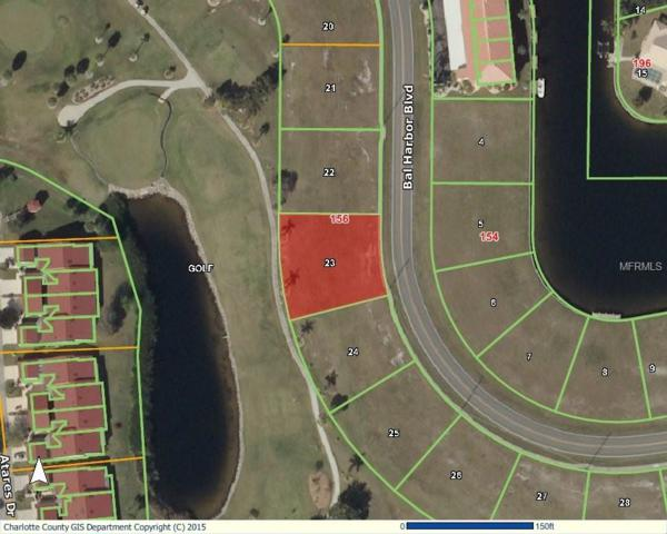 3729 Bal Harbor Boulevard, Punta Gorda, FL 33950 (MLS #C7410330) :: Remax Alliance