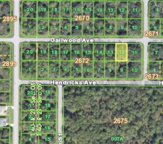 14067 Gailwood Avenue, Port Charlotte, FL 33953 (MLS #C7410339) :: Zarghami Group