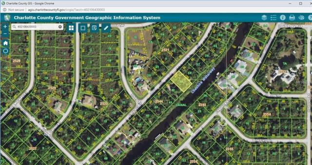 316 Cory Street, Port Charlotte, FL 33953 (MLS #C7410344) :: Homepride Realty Services