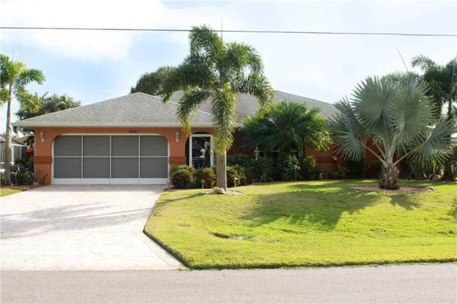 2166 Amarillo Lane, Punta Gorda, FL 33983 (MLS #C7410366) :: RE/MAX Realtec Group