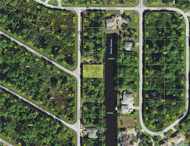 1256 Wheatley Street, Port Charlotte, FL 33953 (MLS #C7410381) :: Homepride Realty Services