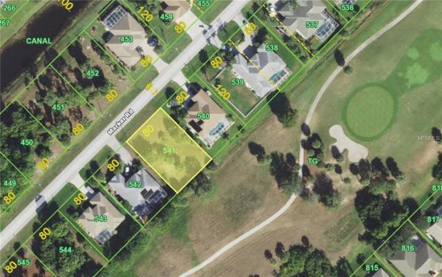 90 Marker Road, Rotonda West, FL 33947 (MLS #C7410384) :: Homepride Realty Services