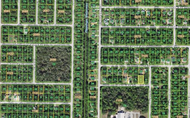 17086 Smith Avenue, Port Charlotte, FL 33954 (MLS #C7410404) :: Griffin Group