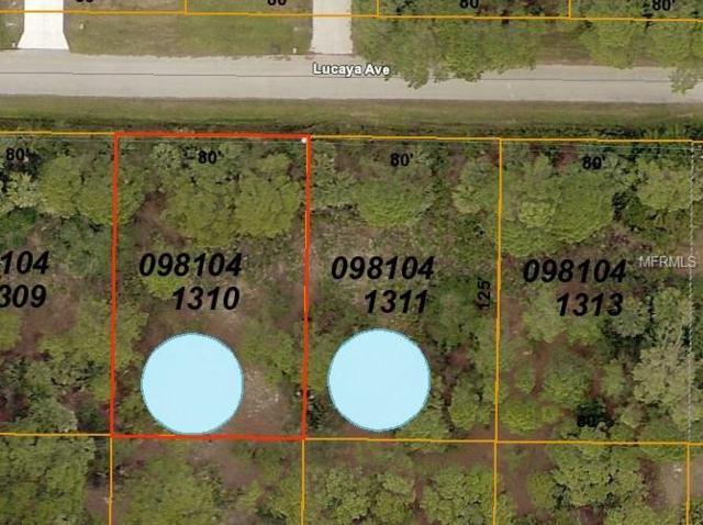 Lucaya Avenue, North Port, FL 34286 (MLS #C7410408) :: Griffin Group