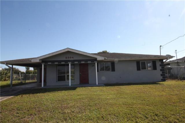 2384 Starlite Lane, Port Charlotte, FL 33952 (MLS #C7410444) :: Homepride Realty Services