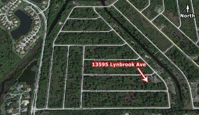 13595 Lynbrook Avenue, Port Charlotte, FL 33953 (MLS #C7410463) :: Delgado Home Team at Keller Williams