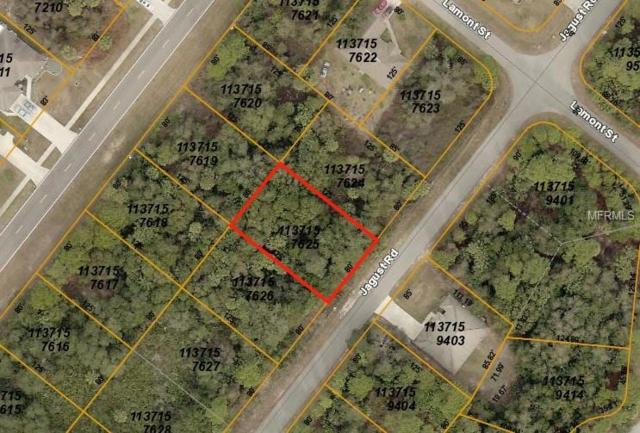 Jagust Road, North Port, FL 34288 (MLS #C7410488) :: Zarghami Group