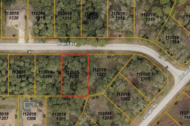 Inland Avenue, North Port, FL 34288 (MLS #C7410548) :: Zarghami Group