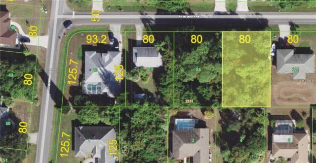 23203 Avacado Avenue, Port Charlotte, FL 33980 (MLS #C7410553) :: Homepride Realty Services