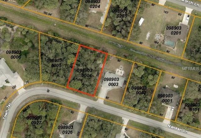 Nansen Lane, North Port, FL 34286 (MLS #C7410557) :: Homepride Realty Services