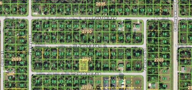 17442 Galahad Avenue, Port Charlotte, FL 33948 (MLS #C7410572) :: The Duncan Duo Team