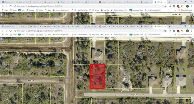 3014 38TH Street W, Lehigh Acres, FL 33971 (MLS #C7410579) :: KELLER WILLIAMS ELITE PARTNERS IV REALTY