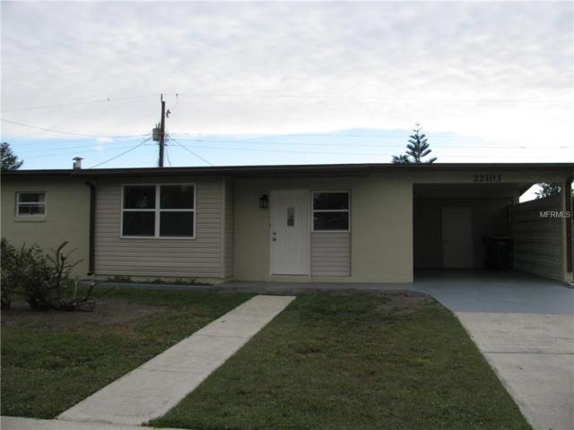 22103 Gatewood Avenue, Port Charlotte, FL 33952 (MLS #C7410598) :: Homepride Realty Services