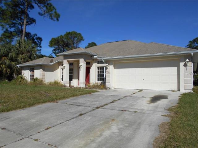 2542 Ensenada Lane, North Port, FL 34286 (MLS #C7410622) :: White Sands Realty Group