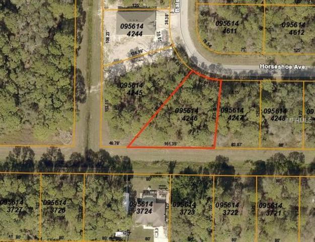 Horseshoe Avenue, North Port, FL 34286 (MLS #C7410658) :: Team Bohannon Keller Williams, Tampa Properties