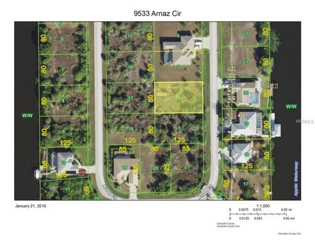 9533 Arnaz Circle, Port Charlotte, FL 33981 (MLS #C7410703) :: RE/MAX Realtec Group