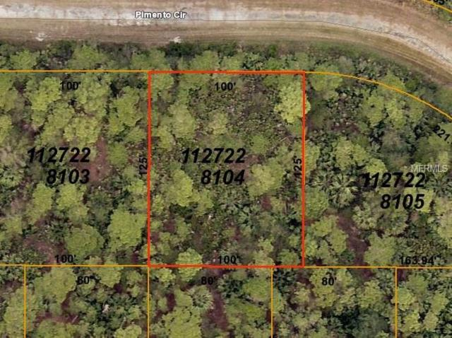 Pimento Circle, North Port, FL 34288 (MLS #C7410735) :: GO Realty